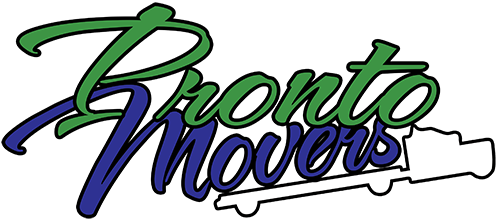 Pronto Movers Inc Logo